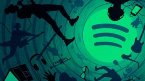 The way Spotify has dominated the music streaming world